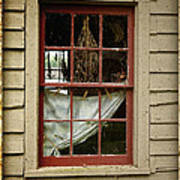 Window - Glimpse Into The Past Poster