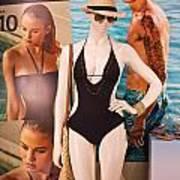 Window Mannequin 8 Poster