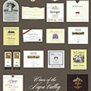 Wines Of The Napa Valley - Series 5 Poster