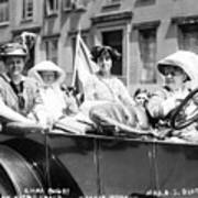 Women's Suffrage, 1913 Poster