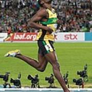 World Athletics Championships, Korea Poster