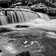 Yellow Creek Falls Great Smoky Mountains Poster