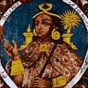 Atahualpa, Last Emperor Of The Incan Poster