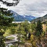 Banff Alberta Canada Poster
