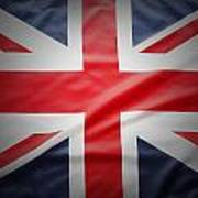 British Flag 17 Poster