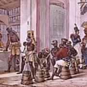 Debret, Jean Baptiste 1768-1848. A Poster