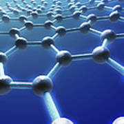 Graphene Structure Poster