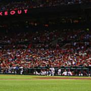Kansas City Royals V St. Louis Cardinals Poster