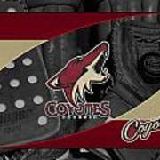 Phoenix Coyotes Poster
