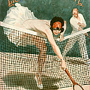 1920s France La Vie Parisienne Magazine Poster