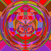 1015 Abstract Thought Poster