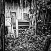 Abandoned Sanatorium Poster