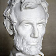Abraham Lincoln (1809-1865) Poster by Granger