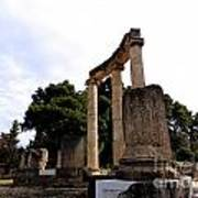 Olympia Greece Poster