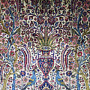 Photos Of Persian Antique Rugs Kilims Carpets  Poster