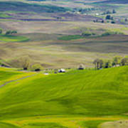 110517-112 The Palouse Poster