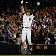 Baltimore Orioles V New York Yankees Poster
