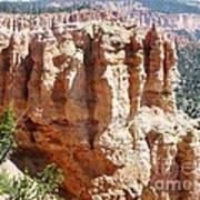 Utah Bryce Canyon Poster
