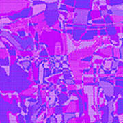 1250 Abstract Thought Poster