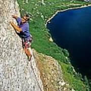 Climber Poster