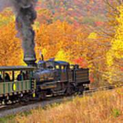 Cass Scenic Railroad Poster