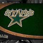 Dallas Stars Poster