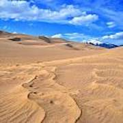 Great Sand Dunes Poster