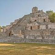 Edzna In Campeche Poster