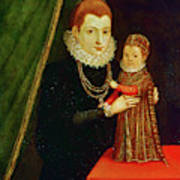Mary, Queen Of Scots (1542-1587) Poster