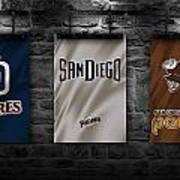 San Diego Padres Poster