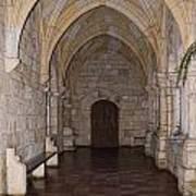 Ancient Spanish Monastery Poster