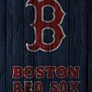 Boston Red Sox Poster