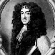 Charles II (1630-1685) Poster