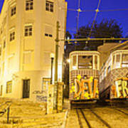 The Lavra Funicular Poster