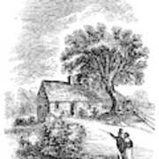 Daniel Webster (1782-1852) Poster