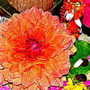 Flowers Flowers And Flowers Poster