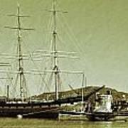 1886 Balclutha Poster