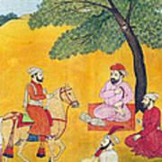 18th Century Picnic  Poster