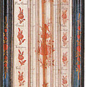 18th Century Thermometer-barometer Poster