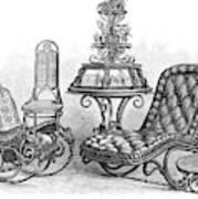 Centennial Fair, 1876 Poster