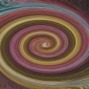 Digital Art Abstract Poster