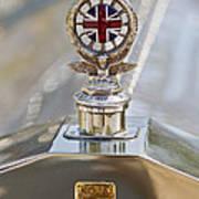 1909 Rolls Royce Poster
