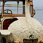 1910 Brooke Swan Car Poster
