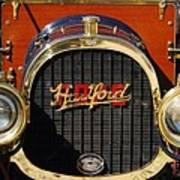 1910 Pope Hartford Model T Grille Emblem Poster