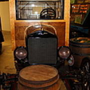 1921 Ford Model T Snowmobile 5d25582 Poster by Wingsdomain Art and Photography