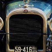1926 Dodge In Astoria Oregon Poster