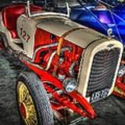 1927 Chevy Dirt Racer Poster