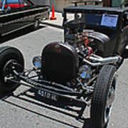 1927 Ford Hot Rod Poster