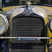 1929 Duesenberg Model J Convertible - Barn Fresh Poster
