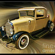 1929 Ford Poster